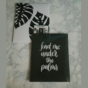 Find Me Under The Palms Poster Pack 3 Count 8x10